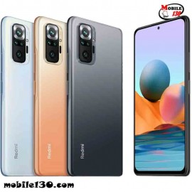 گوشی موبایل شیائومی مدل Redmi Note 10 pro Max M2101K6I دو سیم کارت ظرفیت 128 گیگابایت و رم 6 گیگابایت
